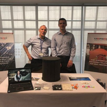 Mersen Scotland at STEM event