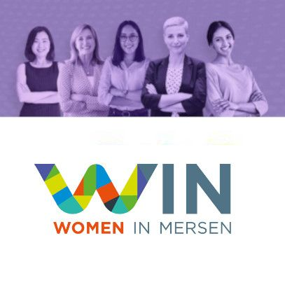 Win, women in mersen, womens international day