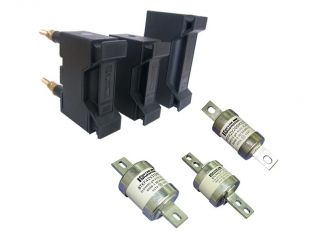 UK British Standard Low Voltage Fuses and Fuse Holders